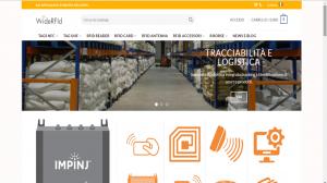Widerfid Home page RFID